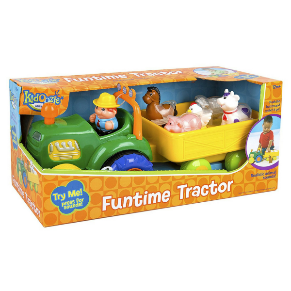 Funtime Tractor