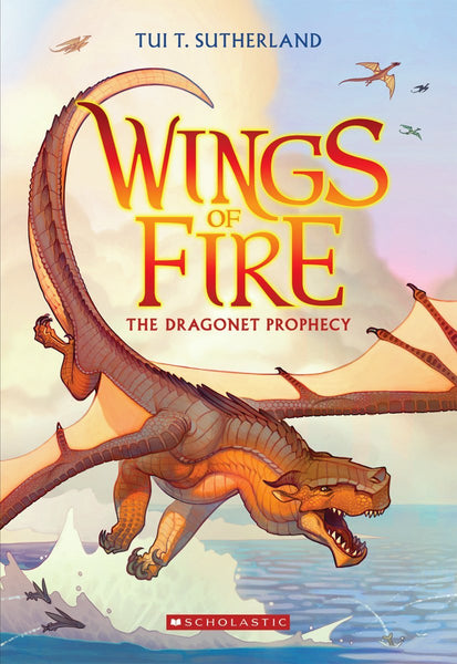 Dragonet Prophecy (Wings of Fire, Book 1)