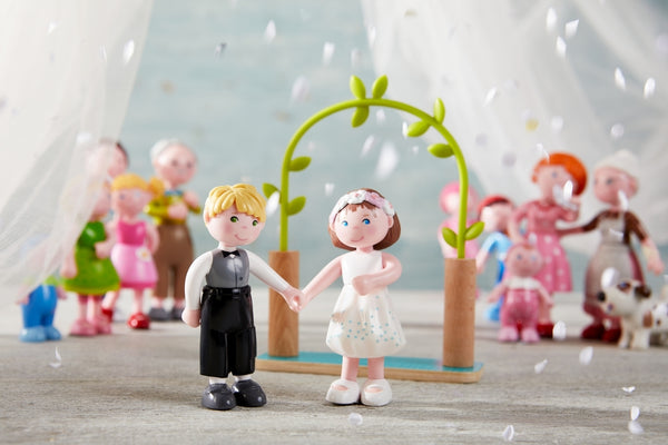 Haba Little Friends Bride & Groom