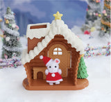 Calico Critters Gingerbread House