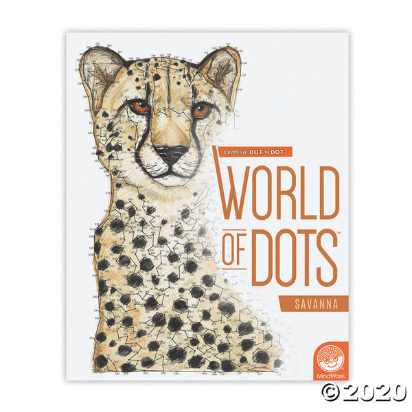 Extreme Dot to Dot: World of Dots Savanna