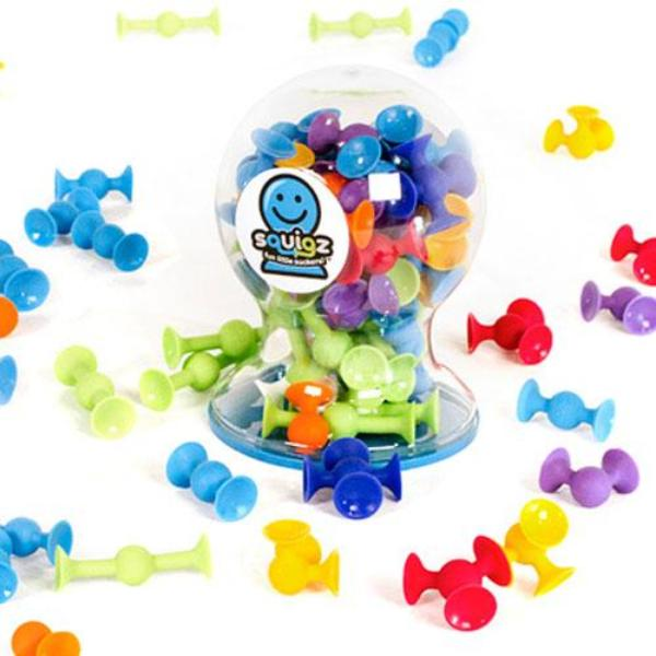 Squigz - Starter and Deluxe Sets