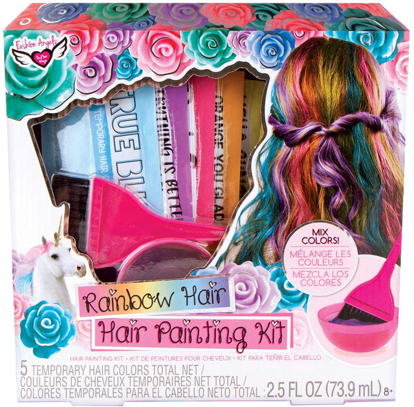 Rainbow Hair Painting Kit