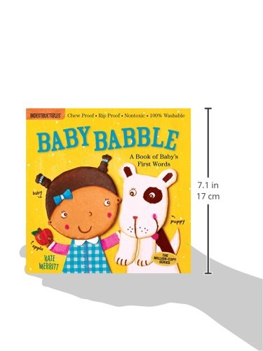 Baby Babble Indestructibles