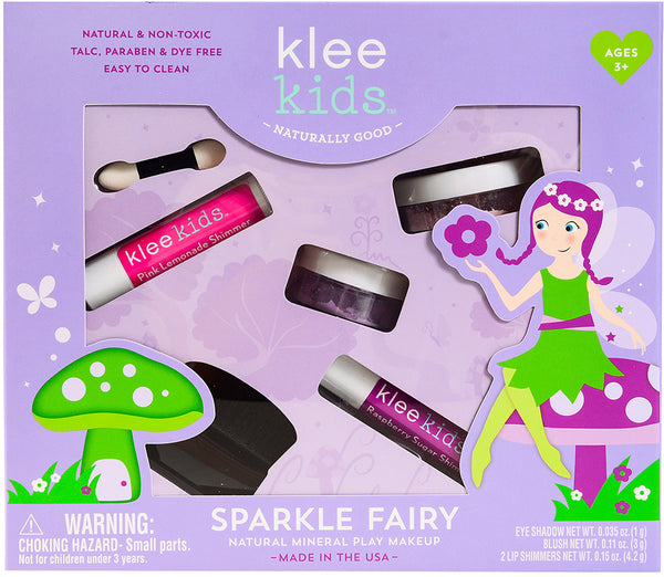Klee Natural Mineral Makeup Sparkly Fairy
