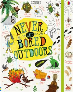 Never Get Bored Outdoors Book