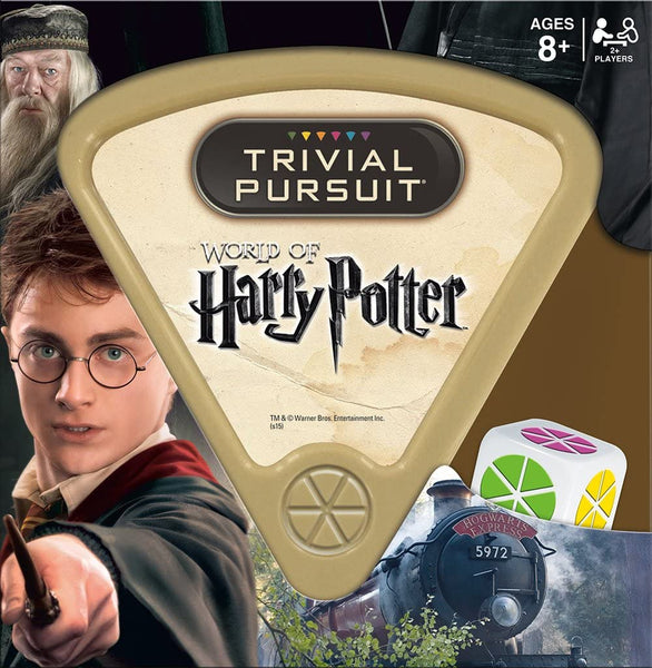 Harry Potter Trivial Pursuit Quick Play