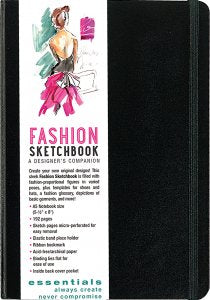 Essentials Fashion Sketchbook