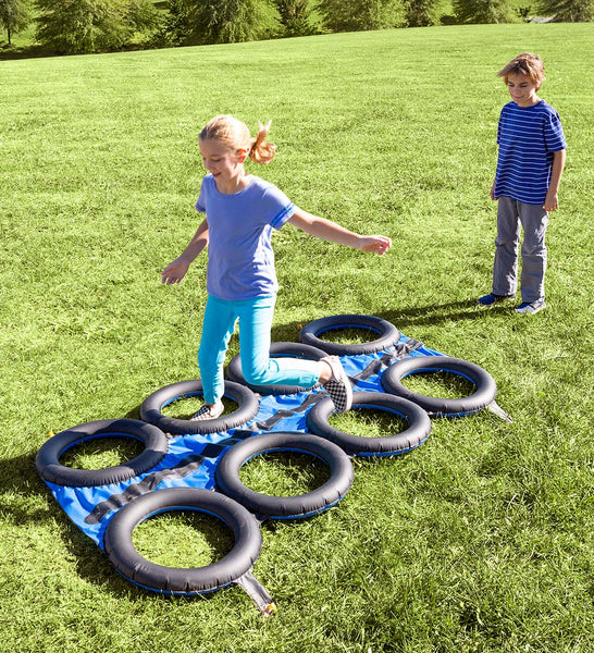 Tire Run Sprinkler