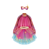 Super Duper Tutu with Cape & Mask