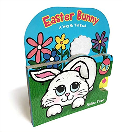 Easter Bunny: A Wag My Tail Book