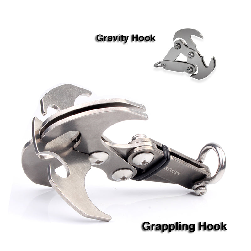 High Performance Gravity Hook Climbing cliffs - Vinida Beauty