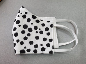 Fabric Masks - Dalmatian