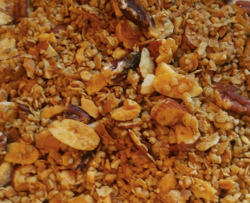 Honey Nut Crumbled Granola