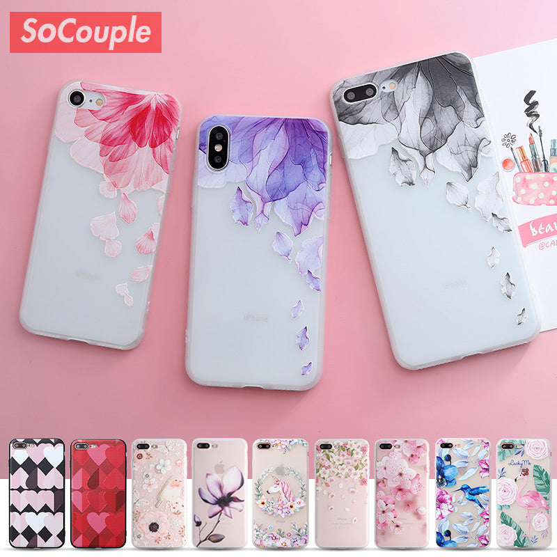 timeless design 23904 2e36c SoCouple Relief Cases For iPhone