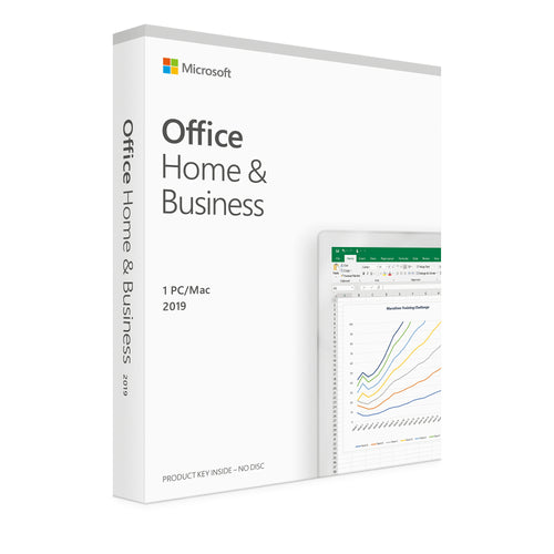 Microsoft Office Home and Business 2019  til Windows 10