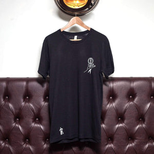 The Lost Lodge T Shirt Hand of the Initiate ☛ Black Heather