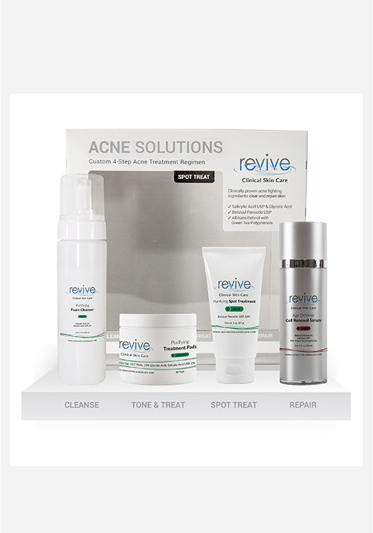 Revive Clinical Acne Solutions Kit