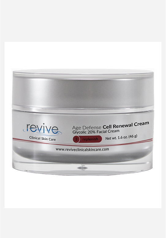 Age Defense Cell Renewal Cream  20%