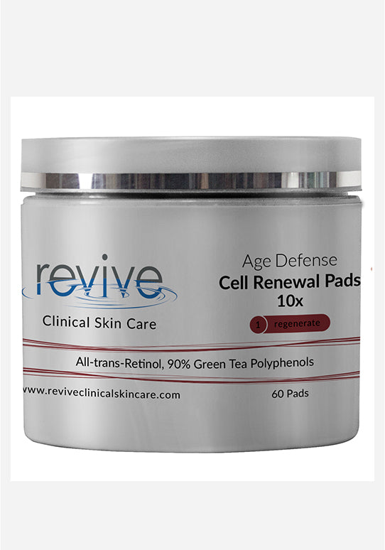 Age Defense Cell Renewal Pads 10X