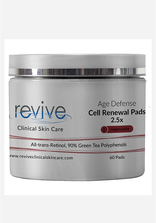 Age Defense Cell Renewal Pads 2.5x