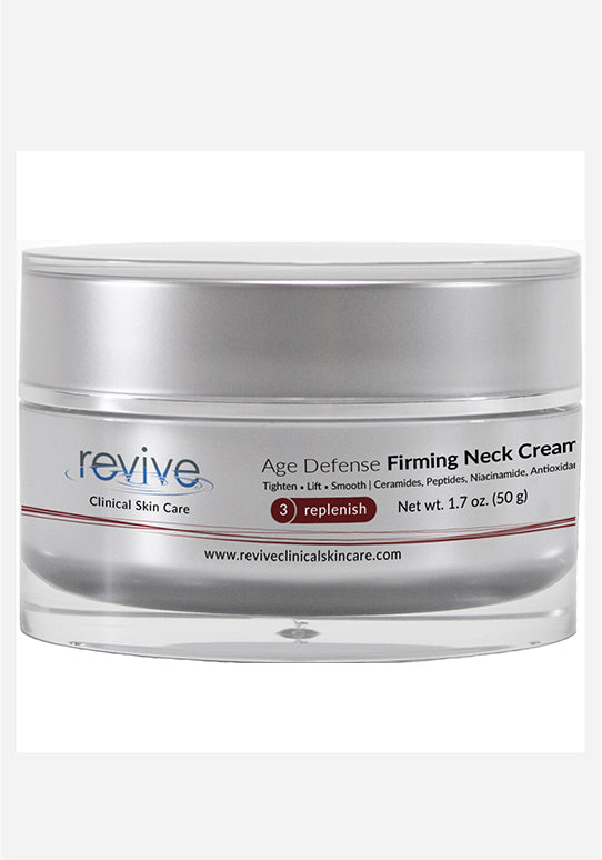 Age Defense Firming Neck Cream - 1.7 0Z