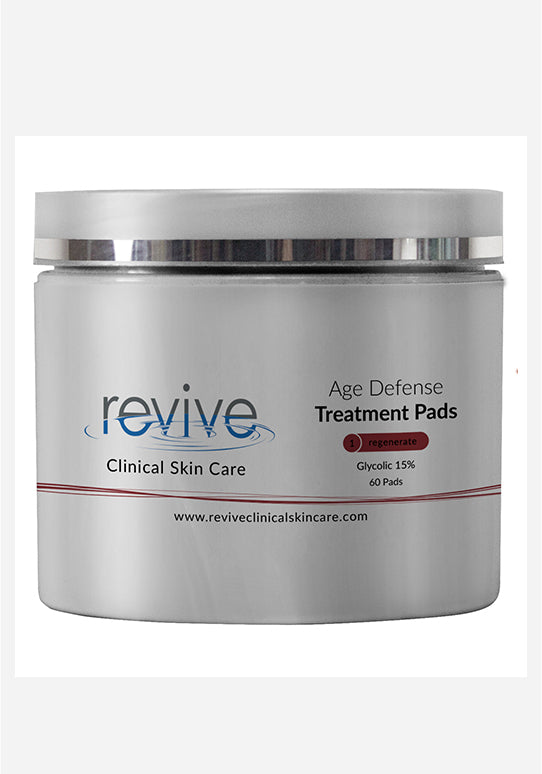 Age Defense Treatment Pads 15%