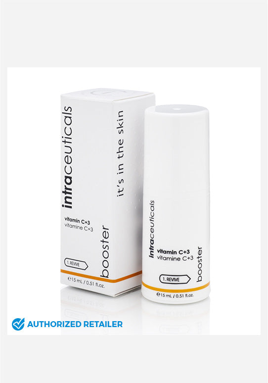 Intraceuticals Booster Vitamin C+3 15ml in box