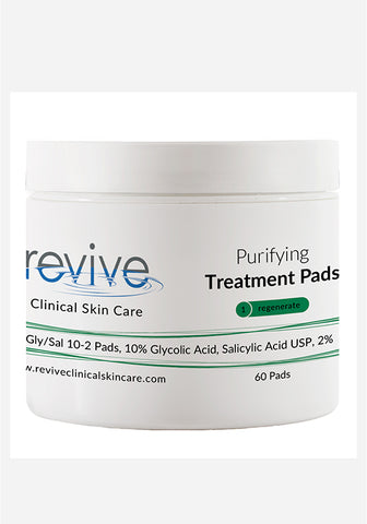 Purifying Treatment Pads