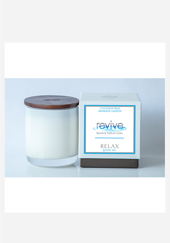 Revive Coconut Oil Massage Candle