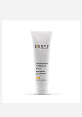 SENTE ®INVISIBLE SHIELD FULL PHYSICAL BROAD SPECTRUM SPF52 - TINTED