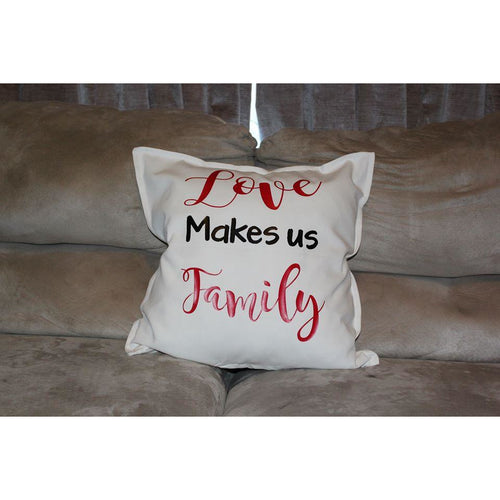 Customized Decorative Pillow - White Hydrangea Gifts