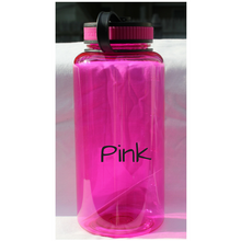 Good Things Come to Those Who Hustle - Motivational Water Bottle 32 Ounce - White Hydrangea Gifts
