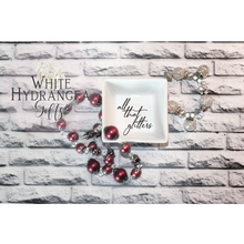 Ring Dishes - White Hydrangea Gifts