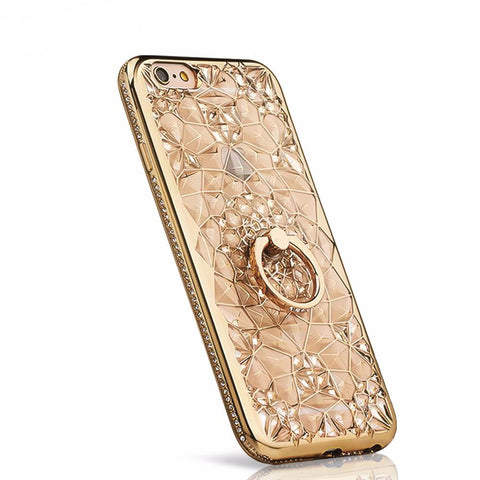 Luxury 3D Gold iPhone Case