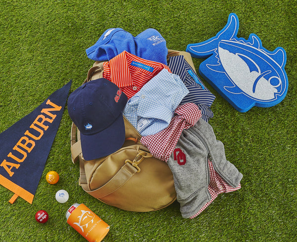 college apparel and accessories southern tide
