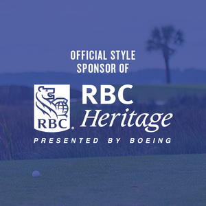 Southern Tide is the official style sponsor of RBC Heritage