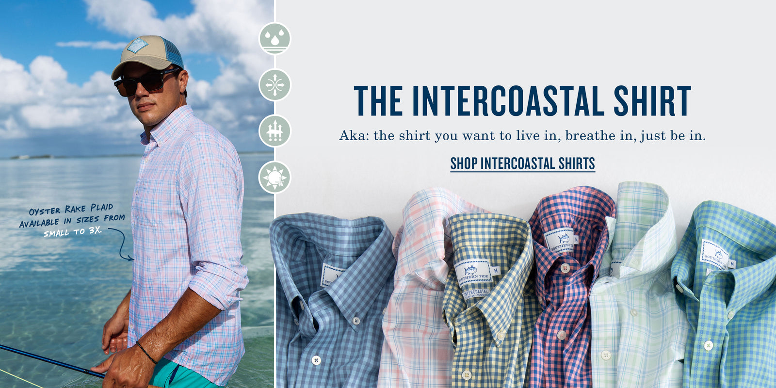 ef874a9cf7 Coastal Style Clothing for a Southern Lifestyle
