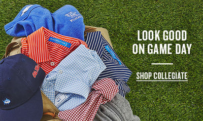 Southern Tide: Southern Lifestyle Casual Clothes for Men