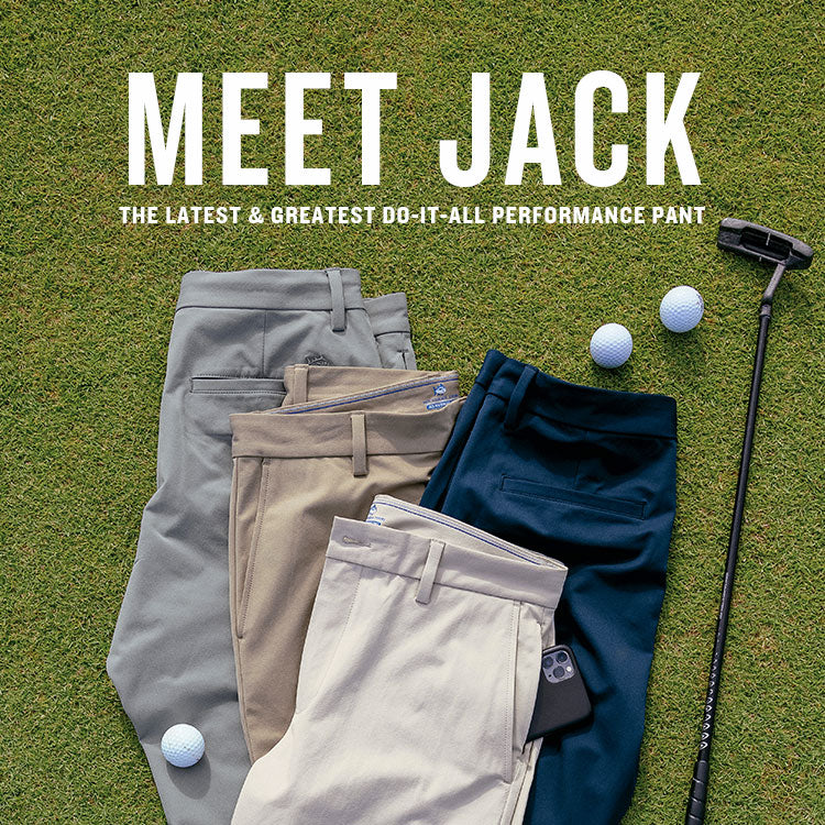 The New Jack Performance Pant