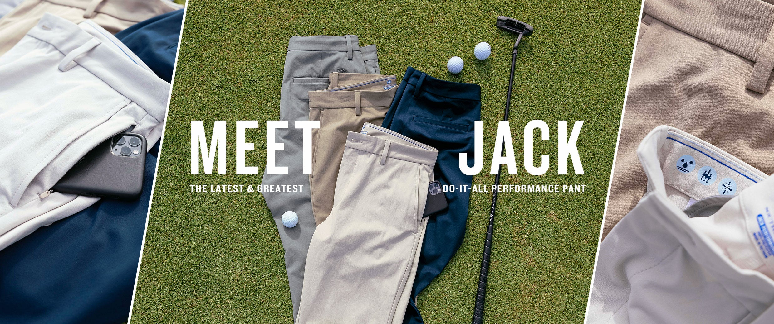 The New Jack Performance Pants