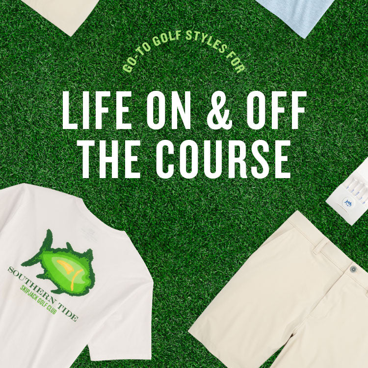 Life on and Off the Course- Golf Shop