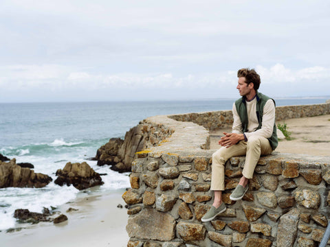 Layering for Men at Southern Tide