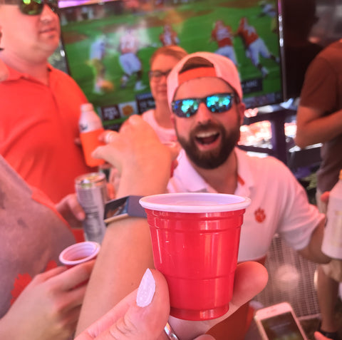 Clemson Tailgate Guy Mike