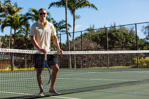 Southern Tide Tennis Hawaii