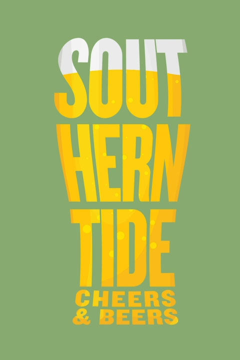 Cheers & Beers T-Shirt   Southern Tide