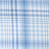 Abound Plaid Intercoastal Sport Shirt - Sky Blue Color Swatch Image