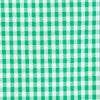 Boys Gingham Intercoastal Performance Short Sleeve Button Down Shirt - Kelly Green Color Swatch Image