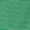 Boys Striped Jack Performance Striped Polo Shirt - Surf Green Color Swatch Image