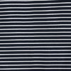 Boys Striped Jack Performance Striped Polo Shirt - True Navy Color Swatch Image